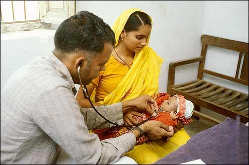 Healthcare Services in Bhind