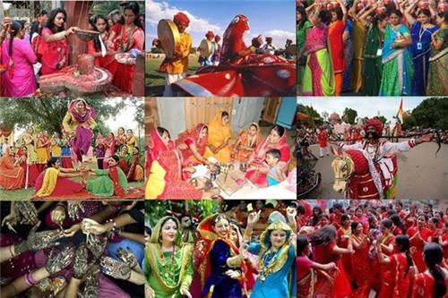 Festivals and Fairs in Bhiwadi