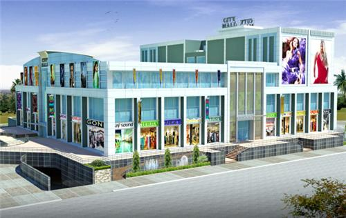 City Mall in Bhiwani