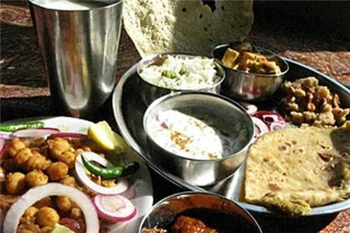 Traditional food in Bhiwani
