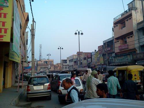 Markets in Bhiwani