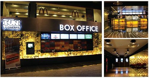 Cineplexes in Bhopal