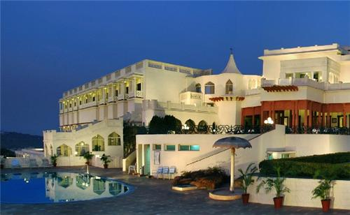 Hotel for film shooting in Bhopal