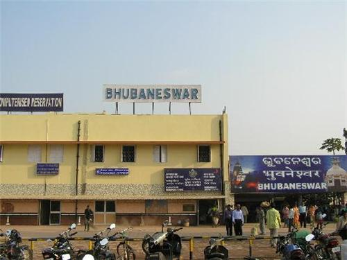 Transport in Bhubaneswar