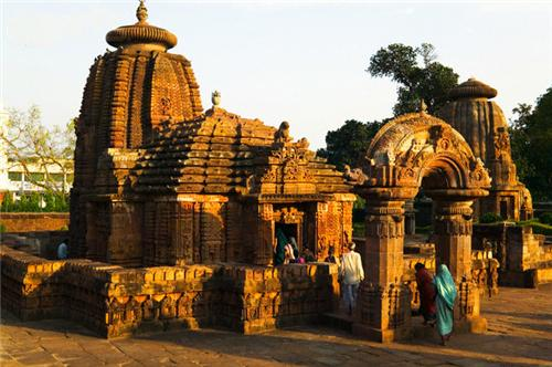 Famous historical places in Bhubaneswar