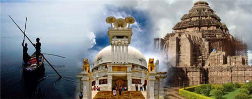 Top 5 Places to Visit near Bhubaneswar