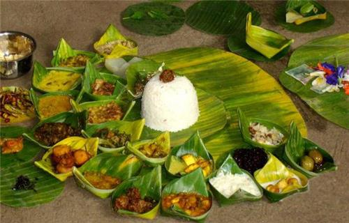 Dishes of Bhubaneshwar