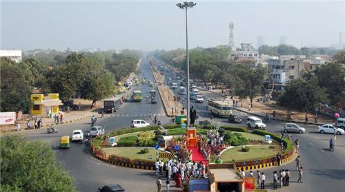 Plans of Area Development Authority of Bhuj