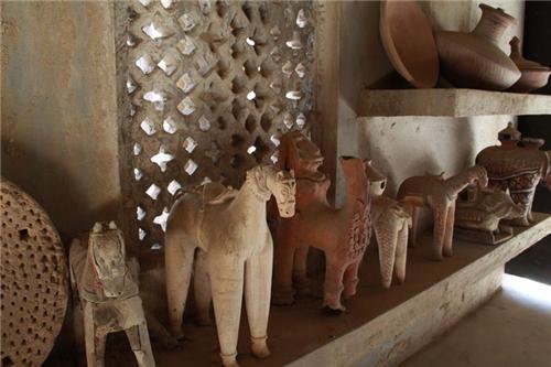 Bharatiya Sanskriti Darshan Museumin Bhuj