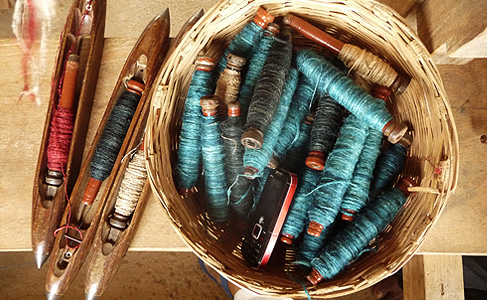 About the Art Works at Bhujodi Village