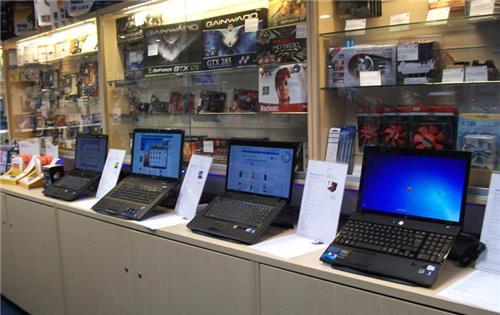 Computer Showrooms in Bhuj