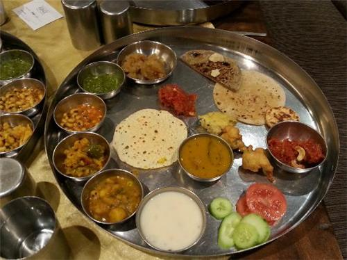 Traditional Dishes in Bhuj