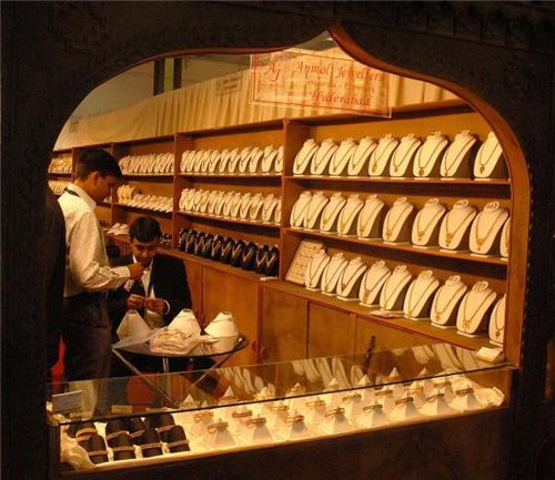 Jewelry Showrooms in Bhuj