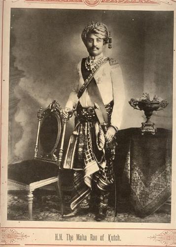 Rulers of Bhuj