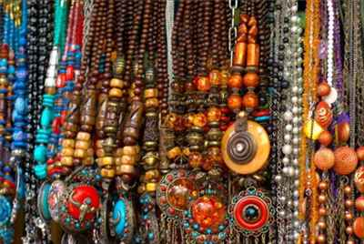 Jewelry Shopping in Bhuj