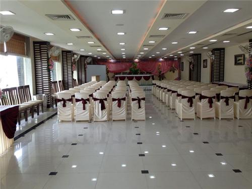 Facilities at Hotel Mangalam