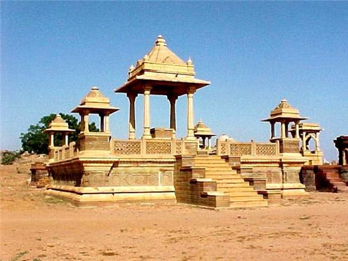 Monuments in Bhuj