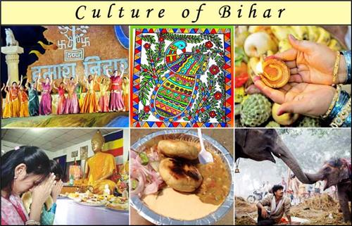 Art and Culture in Bihar