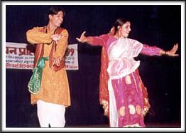 Bihar folk dances