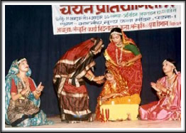 Folk culture of Bihar