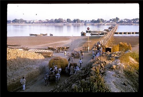 Buxar in Bihar