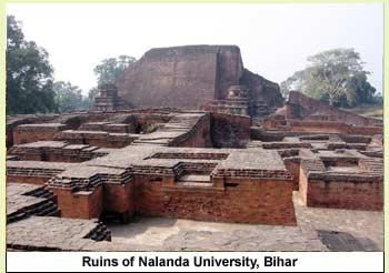 Monuments in Bihar