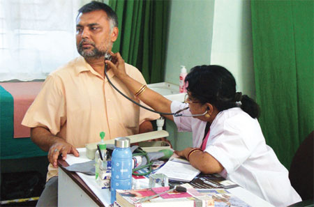 Physicians in Saharsa