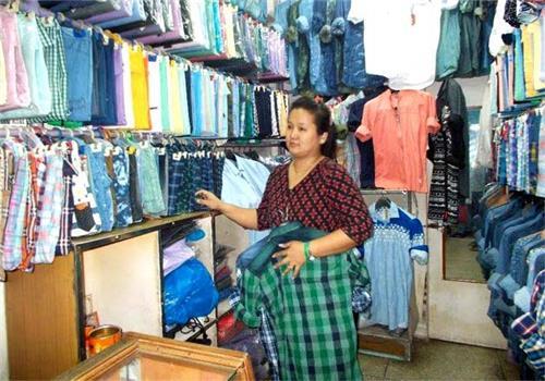 Garment Shops in Bishnupur