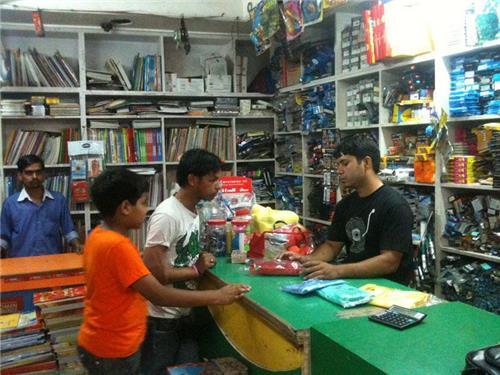 Stationery Shops in Bishnupur
