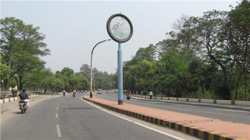 Residential areas in Bokaro