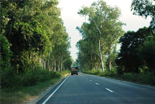 Distance from Bulandshahr