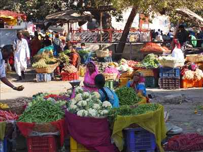 Markets in Bundi