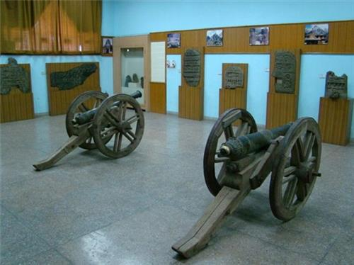 Collections in Bhuri Singh Museum Chamba