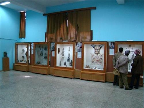 Inside Bhuri Singh Museum Chamba