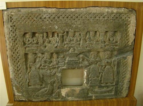 Galleries in Bhuri Singh Museum Chamba