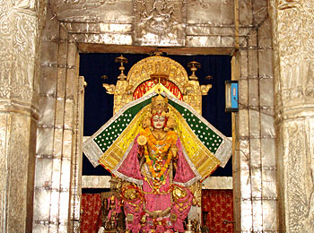 Katasan Devi Temple near Chamba