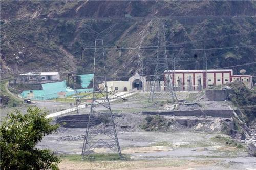 Electricity in Chamba