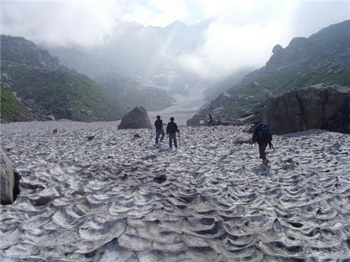 Indrahar Pass Trek from Chamba