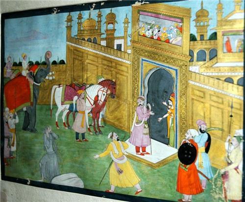 Pahari Painting Gaery in Bhuri Singh Museum