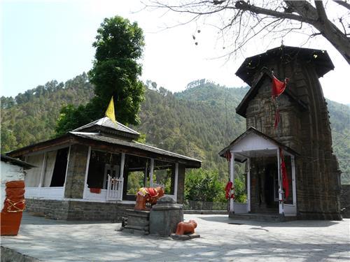 Vajreshwari Temple in Chamba