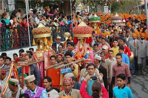 Minjar Festival in Chamba