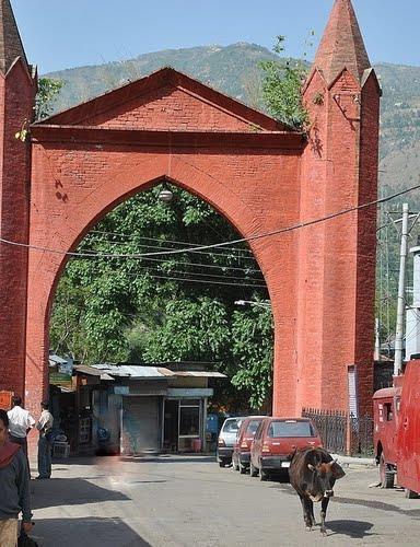 Chowgan Mohalla in Chamba