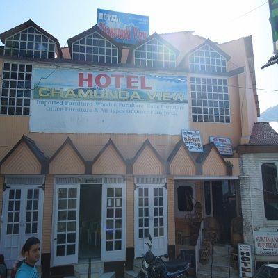 Hotel Chmunda View in Chamba