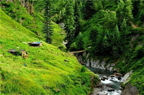 Jalsu Pass Trek from Chamba