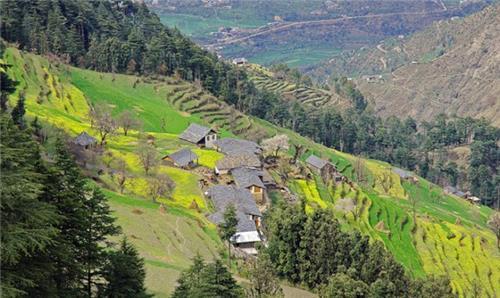 Jhumar near Chamba