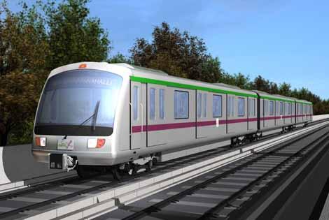 Chandigarh Metro Rail