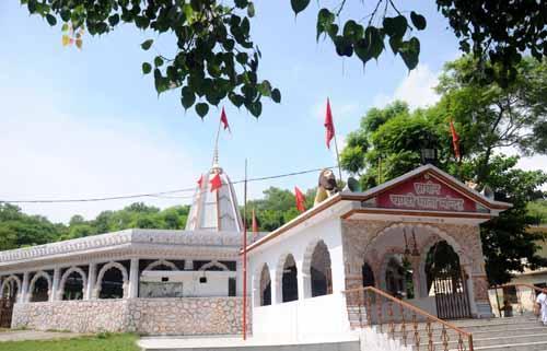 Chandi Mandir in Chandigarh