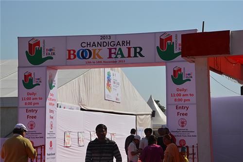 Chandigarh-Book-Fair-2013