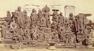 Gandhara-Sculpture