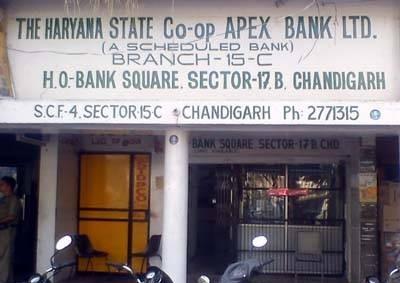 The Haryana State Cooperative Apex Bank Ltd